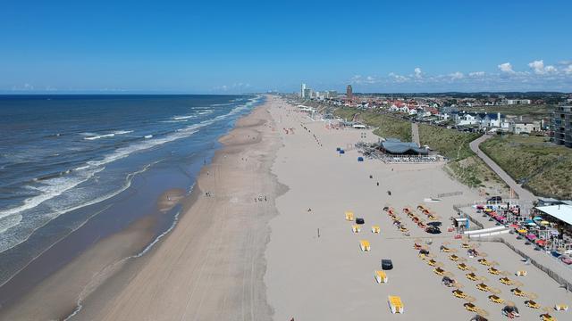 Burgemeester: Geen viskarren en venters bij strand van Zandvoort