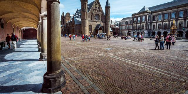 Kamer akkoord met renovatie Binnenhof in vijf jaar