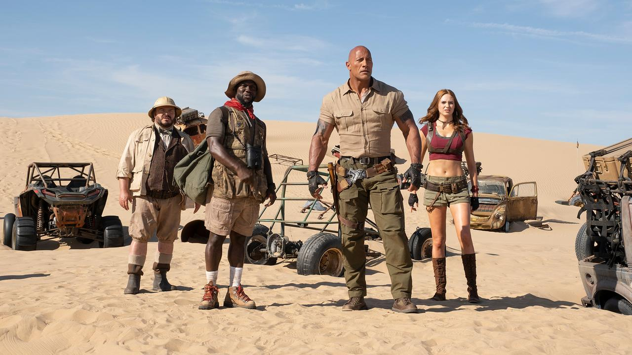 Bekijk hier de trailer van Jumanji: The Next Level