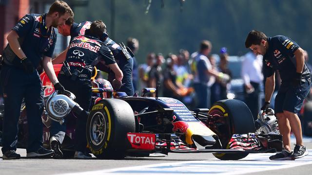 Red Bull-coureurs incasseren straf op Monza door inzet zesde motor