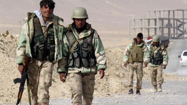 'Regeringsleger Syrië heeft IS uit Palmyra verdreven'