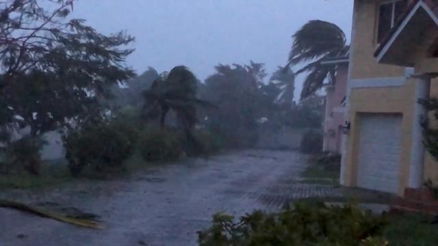 Stroomuitval op belangrijkste eiland van de Bahama's na orkaan Dorian