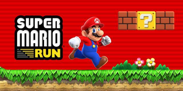 Super Mario Run alleen speelbaar met internetverbinding