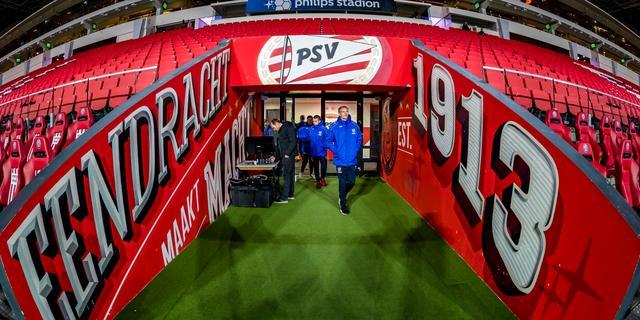 Verdachten aangehouden om diefstal PSV-kleding met waarde van twee ton