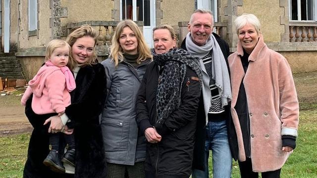 Caroline van Eeden zegt geen ruzie te hebben met familie Meiland