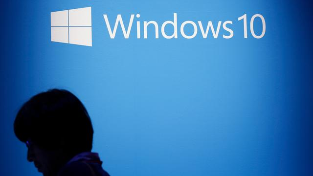 'Windows XP nog steeds groter dan Windows 10'