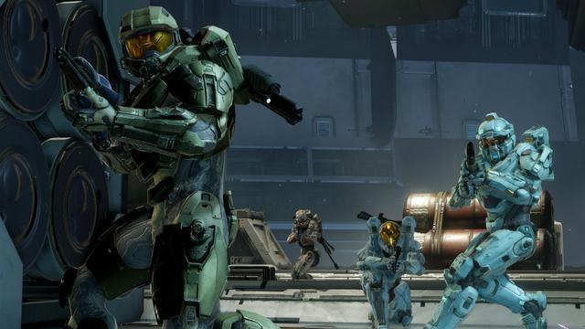 Review: Halo 5 is in alle opzichten terug van weggeweest