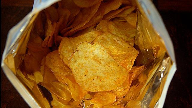 Mogelijk kleinere chips in zakken Lay's door droogte en hitte