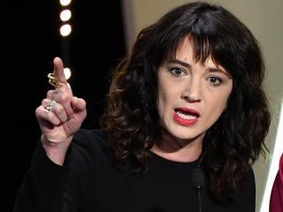 Argento zegt te zijn verkracht door Weinstein in Cannes in 1997