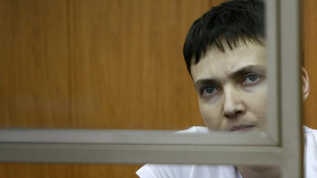 Oekraïense pilote in Rusland schuldig bevonden aan moord journalisten