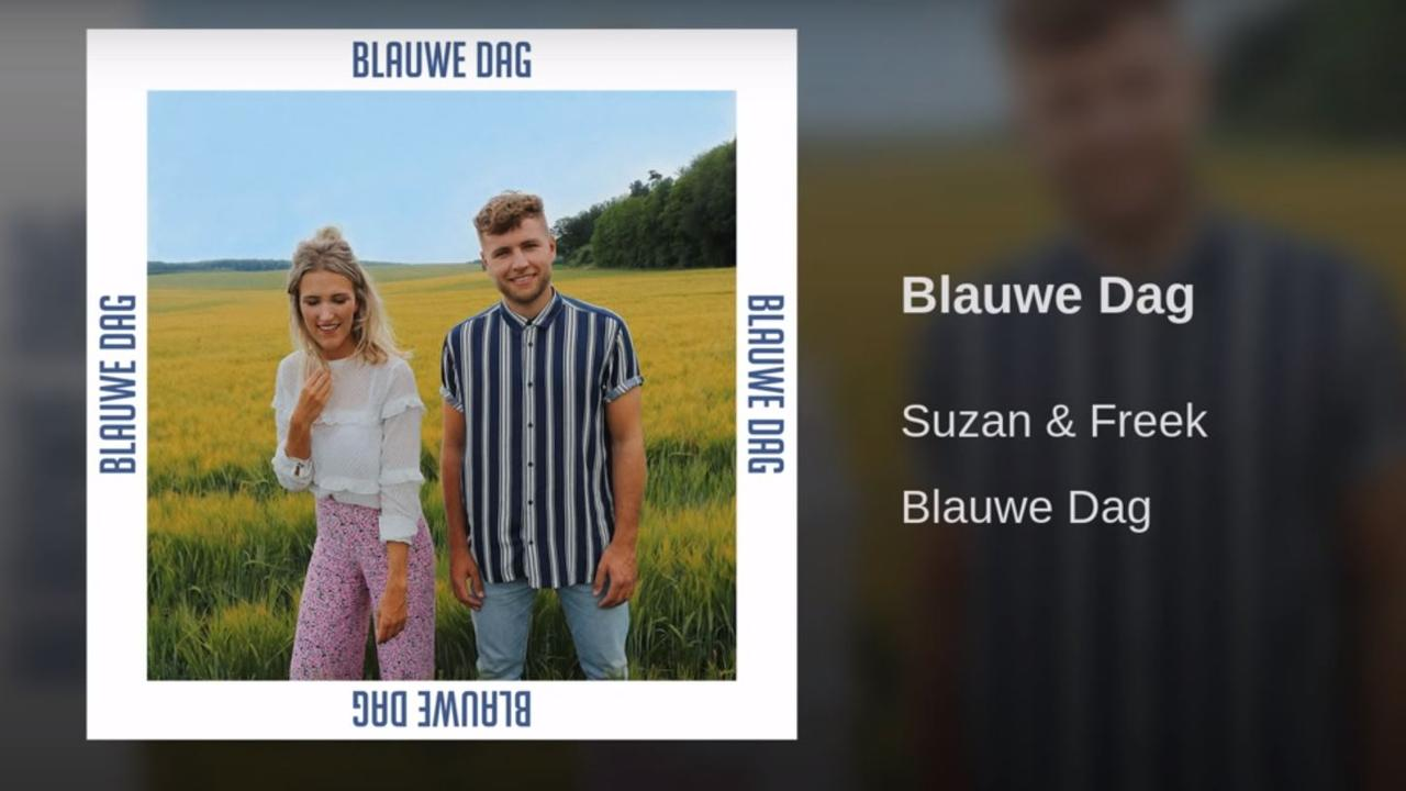 Suzan & Freek - Blauwe dag