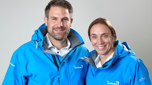 Schipper Tienpont selecteert Annemieke Bes voor Volvo Ocean Race