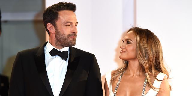 Jennifer Lopez en Ben Affleck weer voor het eerst op rode loper