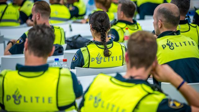 Politie vond situatie bij Fortuna veilig genoeg voor doorgang voetbalwedstrijd
