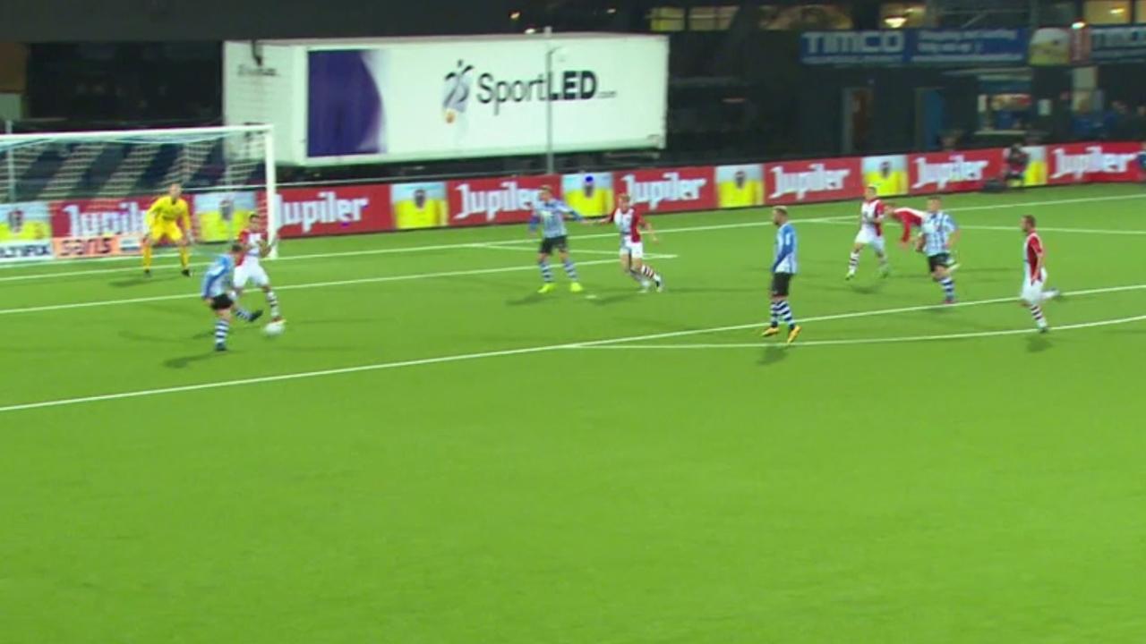 Samenvatting FC Eindhoven-FC Emmen