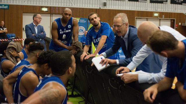 Rolf Franke blijft komend seizoen coach bij Zorg en Zekerheid Leiden