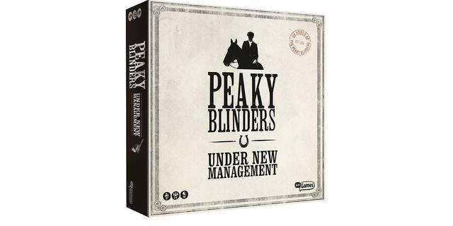 Bestel het Peaky Blinders bordspel van 41,98 voor 29,95 euro