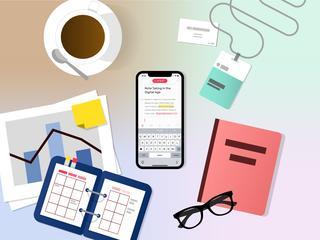 Maak de beste notities tijdens presentaties of colleges