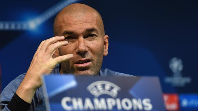 Zidane neemt geen genoegen met punt tegen Sporting