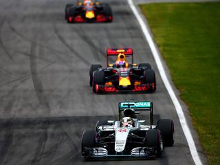 Mercedes heeft het beste totaalpakket van motor, aerodynamica en grip