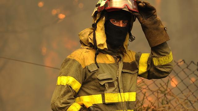 Zeker duizend mensen geëvacueerd vanwege bosbranden bij Benidorm