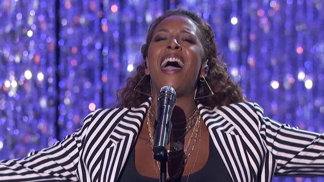 Glennis Grace zingt in kwartfinales America's Got Talent