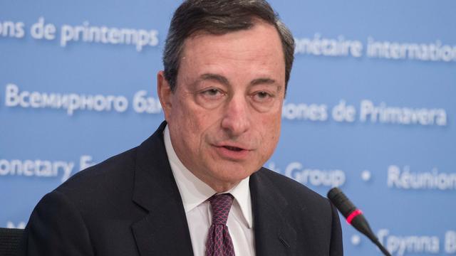 ECB-president noemt sterk akkoord met Grieken noodzakelijk