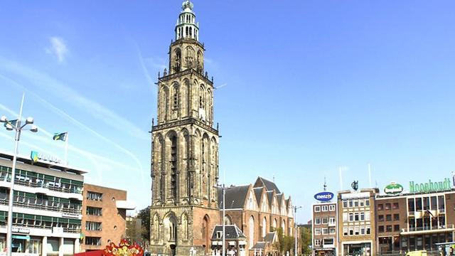 'Martinitoren Groningen is het sterkste symbool van provincietrots'