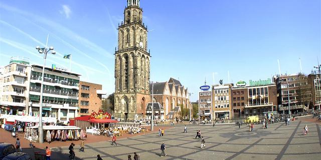Bevoorradingstijden binnenstad Groningen tijdelijk gewijzigd