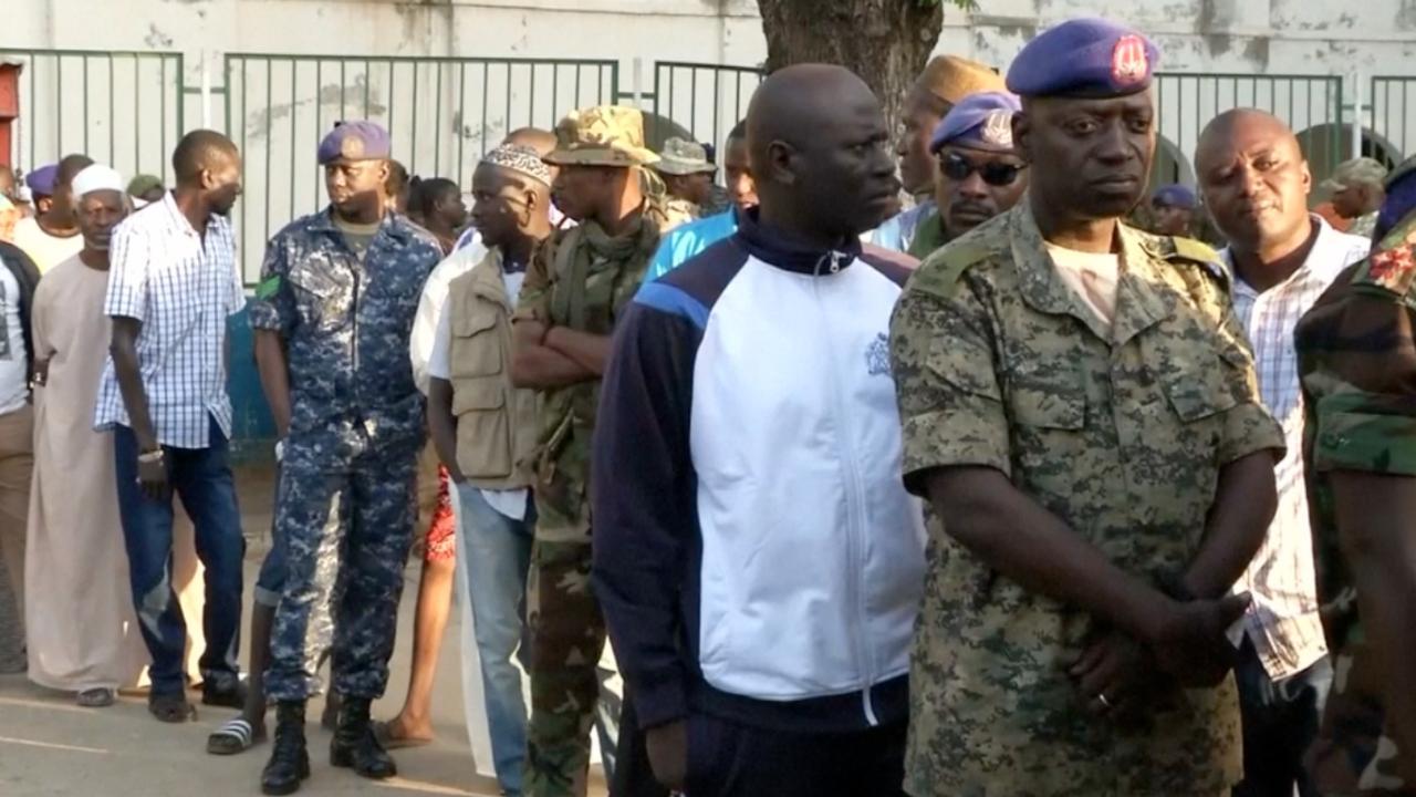 Gambianen kiezen na 22 jaar nieuwe president