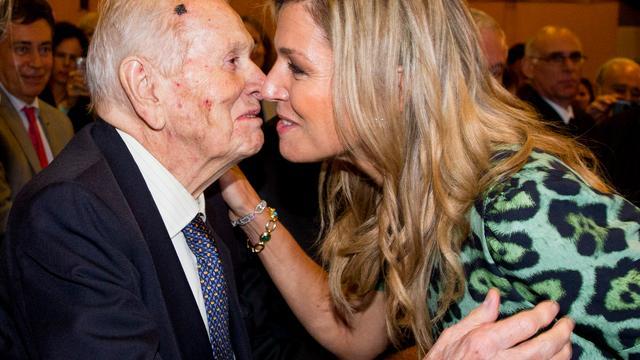 Koningin Máxima bezoekt haar zieke vader in Buenos Aires