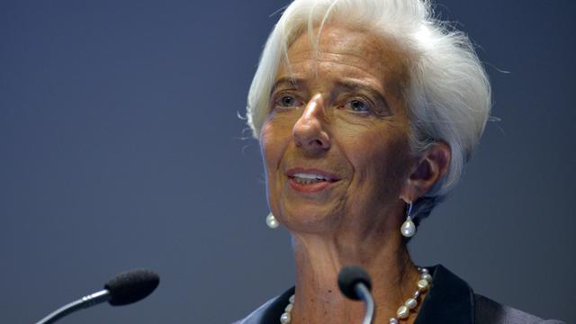 IMF-directeur vindt herstel wereldeconomie te kwetsbaar