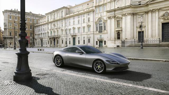 Ferrari presenteert nieuwe sportwagen Roma