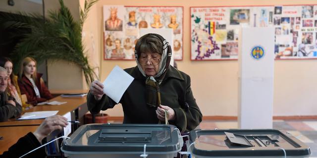 Moldaviërs moeten opnieuw naar stembus