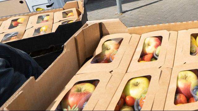 Fruittelers oogsten ondanks coronacrisis exportgroei in maart en april