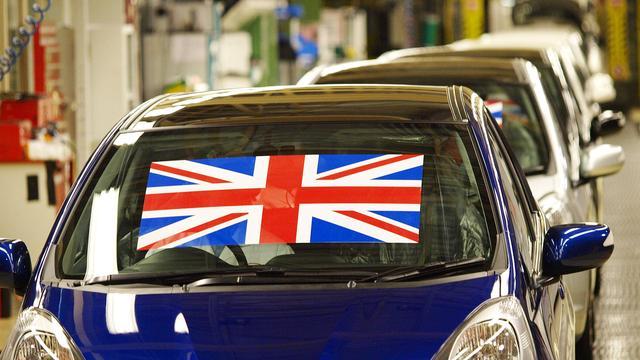 Honda houdt Europees hoofdkantoor in Verenigd Koninkrijk