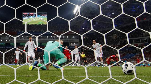 Blunderende De Gea blijft ondanks kritiek eerste doelman Spanje op WK