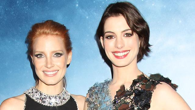 Jessica Chastain en Anne Hathaway spelen samen in thriller Mother's Instinct