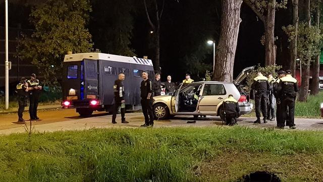 Politie valt opnieuw clubhuizen binnen van motorclub Satudarah