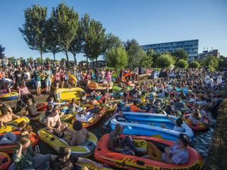 Overzicht van activiteiten in Nederland