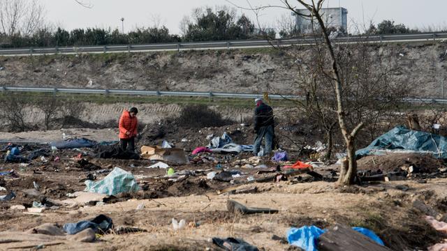 Opnieuw een dode en gewonden bij vechtpartij migrantenkamp Calais