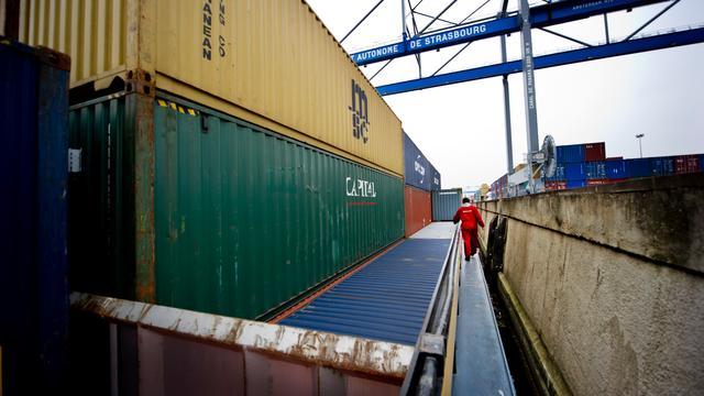 Binnenvaart wil in 2030 een vijfde minder CO2 uitstoten