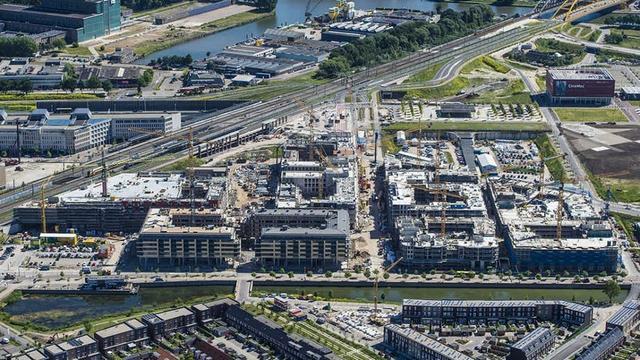 Opening Leidsche Rijn Centrum gepland op 16 mei