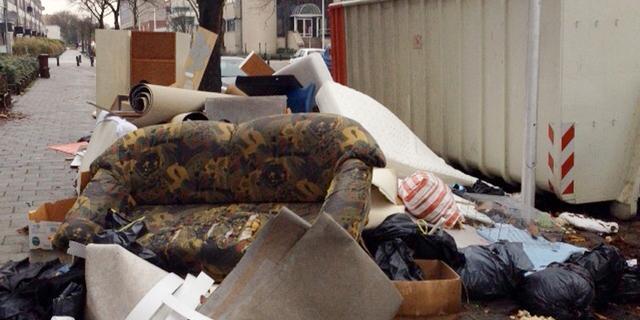 Studenten weg uit Kanaleneiland wegens renovaties