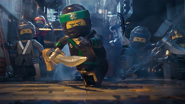 Jörgen Raymann en Cees Geel lenen stemmen aan nieuwe Legofilm