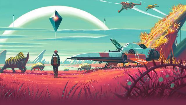 Ruimtegame No Man's Sky krijgt grote update