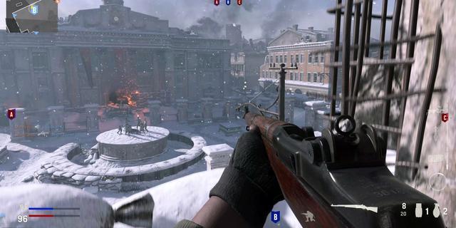Eerste indruk: De multiplayer van Call of Duty: Vanguard getest