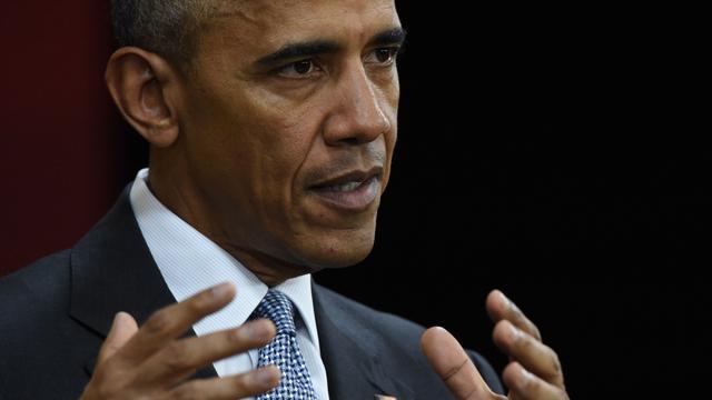 Obama sluit inmenging in discussies na vertrek niet uit