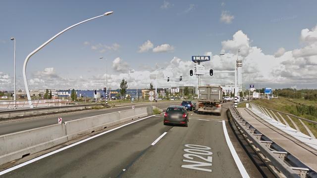 N200 van Amsterdam naar Haarlem deze week onderhouden