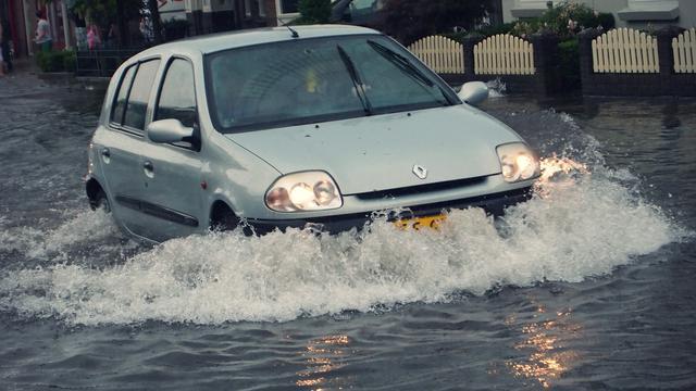 Riolering Zeeland niet geschikt voor hevige regenbuien